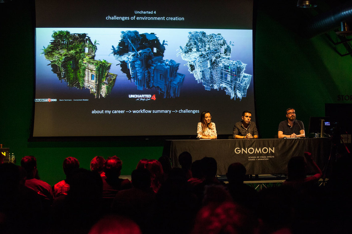 Five Expert Tips to Improve Your Games Environment Art | Gnomon