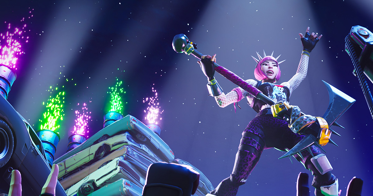 The Art Of Fortnite An Evening With Epic Games Gnomon