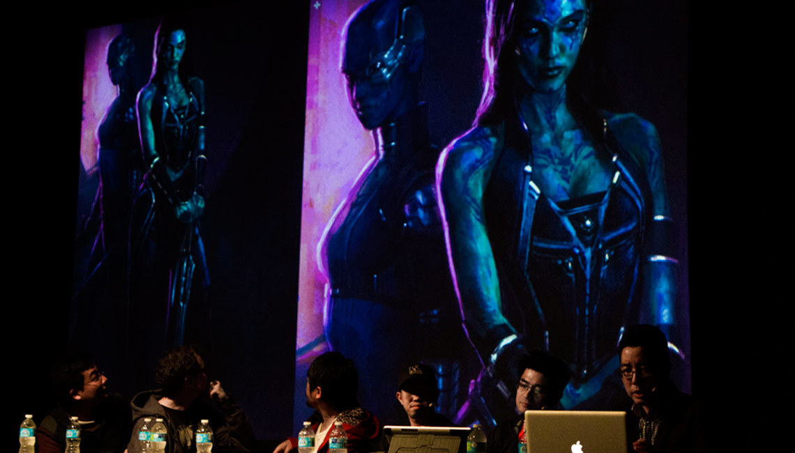 Event Recap: The Making of Guardians of the Galaxy