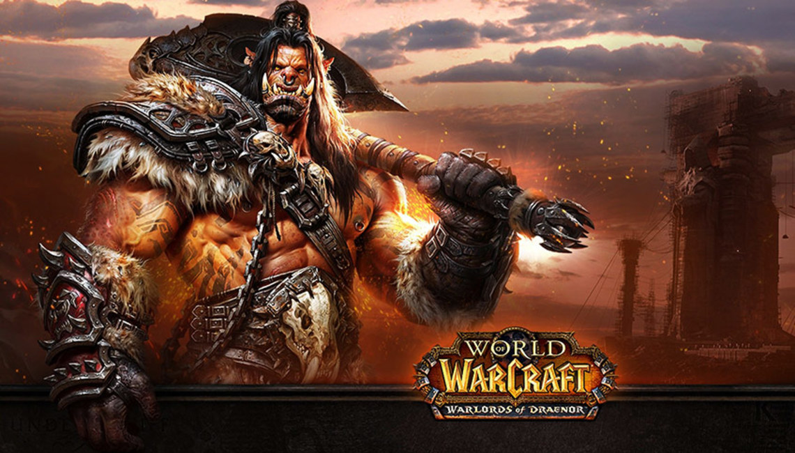 World of Warcraft's next expansion, Warlords of Draenor, is highly anticipated by the MMO community.