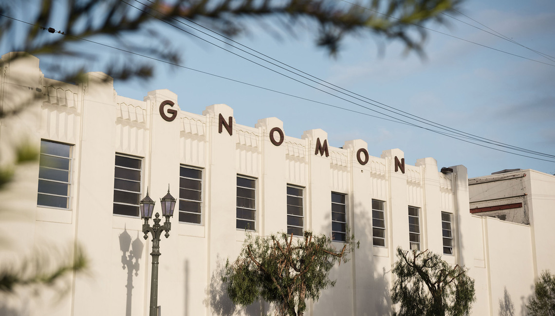 Gnomon campus in Hollywood