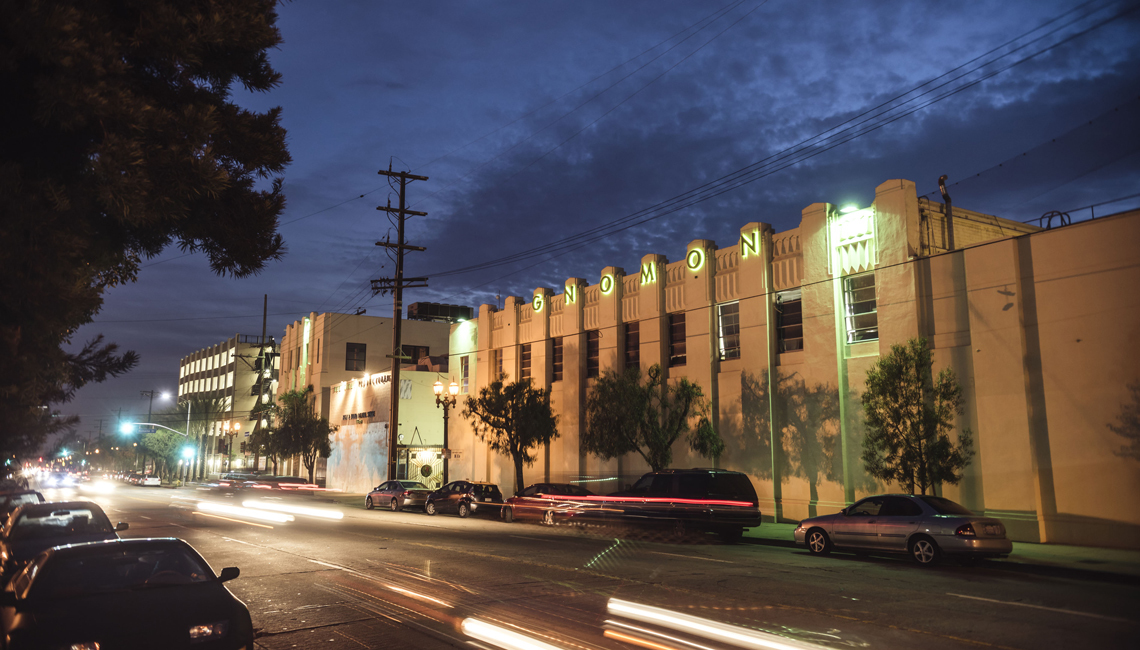 Located in Hollywood, home to hundreds of film, game and television studios, Gnomon is truly in the heart of the entertainment industry