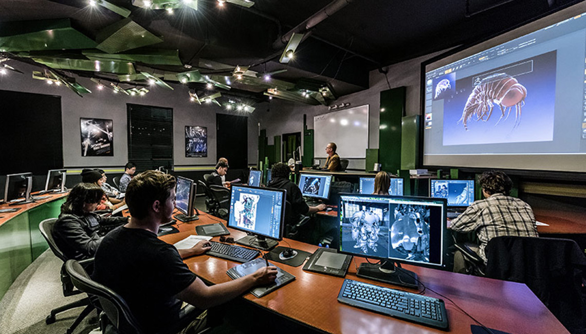 If you're a student in grades 10-12, Gnomon's one-week High School Summer Camp is for you.