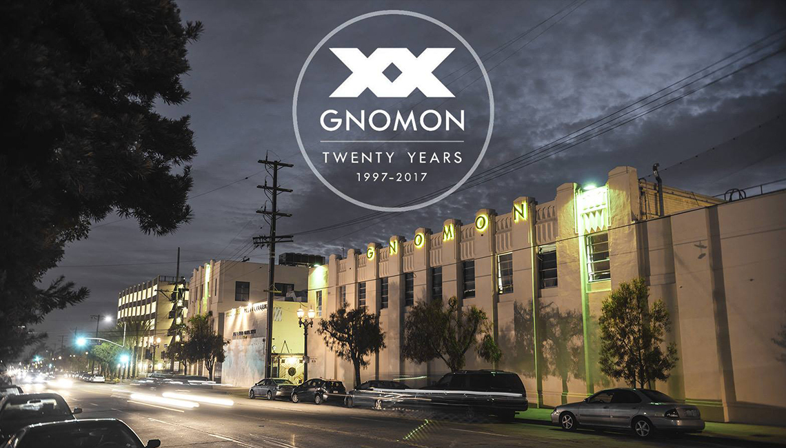 Image of Gnomon's Hollywood campus.