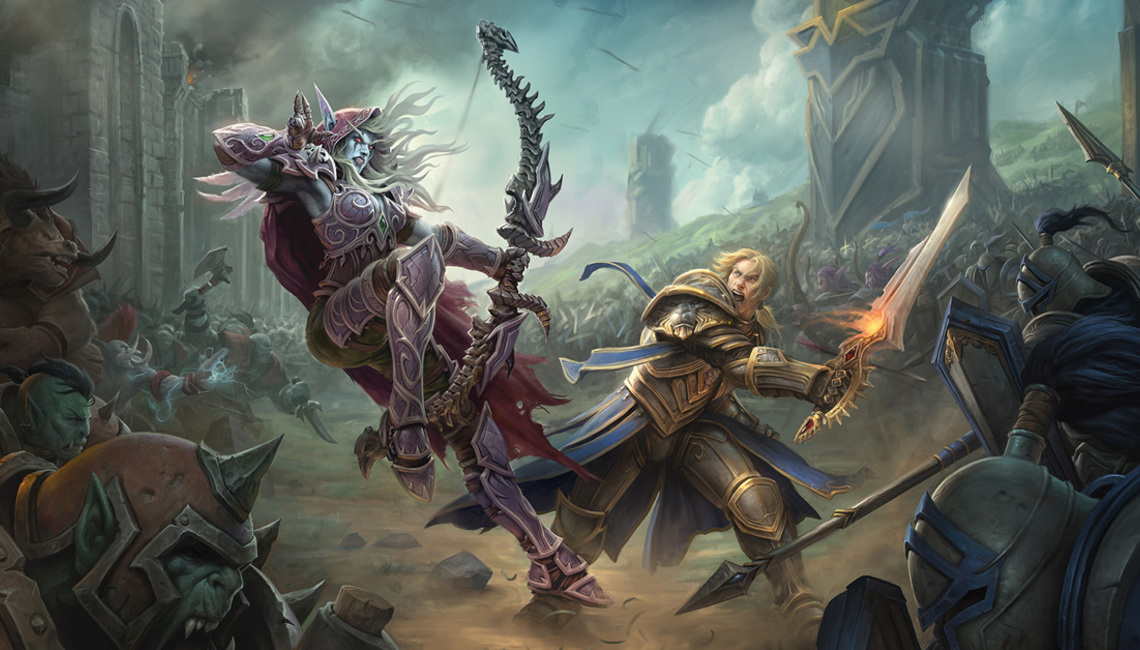 World of Warcraft: Battle for Azeroth, courtesy of Blizzard Entertainment