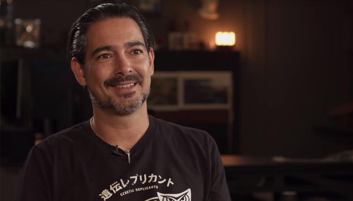 "Alex Alvarez on ""How to Get Hired as an Artist, with Alex Alvarez."" Special thanks to Blender Guru."