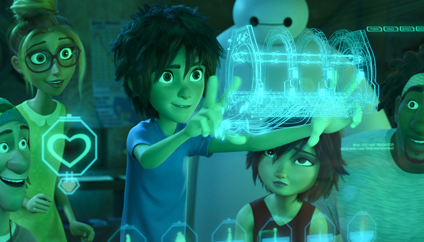 Event Recap: Walt Disney Animation Studios Presents Big Hero 6: Creating Believable Worlds