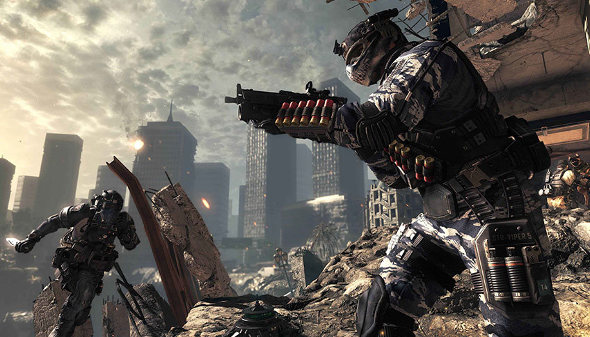 Alumni Interview: Infinity Ward's Oscar Lopez Talks Call of Duty and Game Design