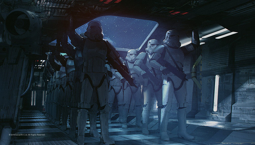 How ILM Designed Star Wars: The Force Awakens