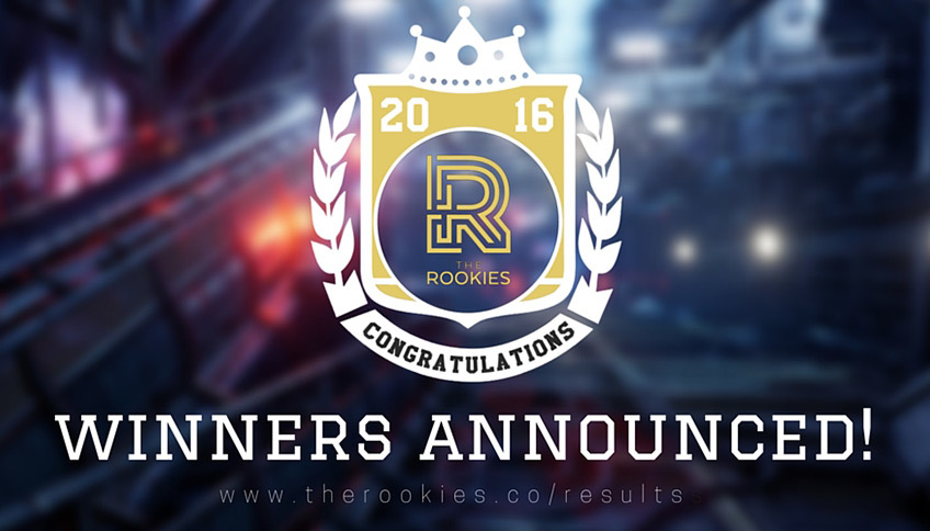 Gnomon Voted a School of the Year at The Rookies Awards