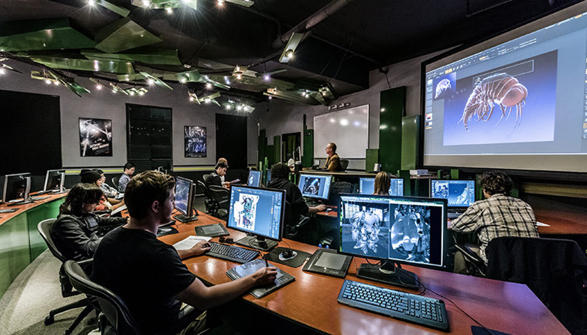 Under 18s Can Discover Their Talents at Gnomon's High School Camp