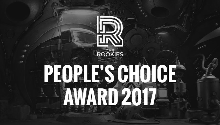 Make Your Vote Count at The Rookies Awards 2017