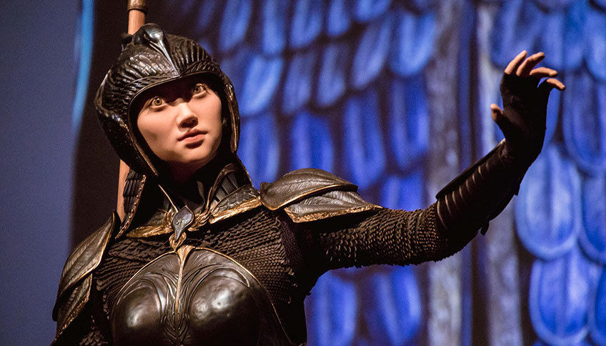 Learn How Designers & FX Companies Create Functioning Costumes