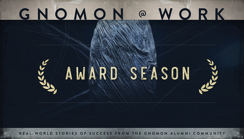 Gnomon at Work: Alumni Awards