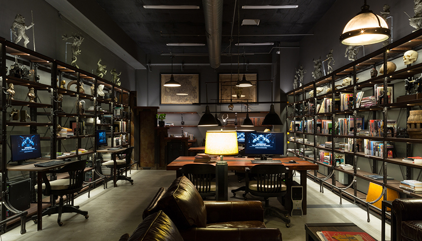New Gnomon Library Unveiled