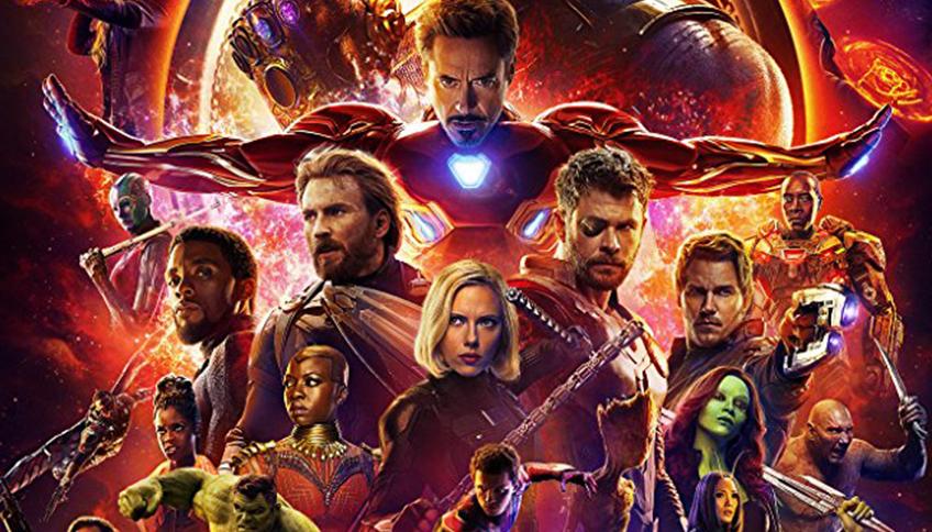 Avengers: Infinity War – Gnomon Alumni Assembled