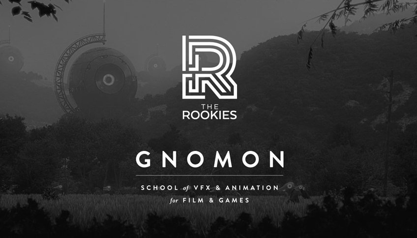 Gnomon Students & Alumni in the Running for the Rookie Awards 2018
