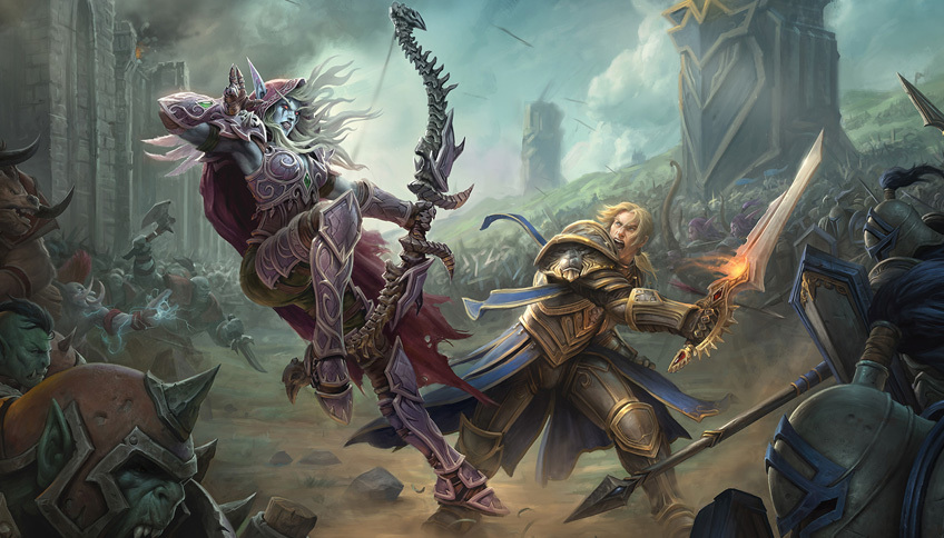Gnomon Alumni Help Bring World of Warcraft: Battle For Azeroth To Life