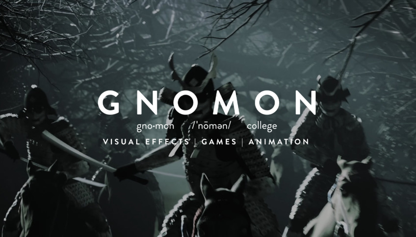 Gnomon Spotlights Student Artwork in 2020 Student Reel