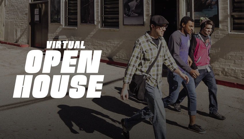 Inside Gnomon's First Ever Virtual Open House