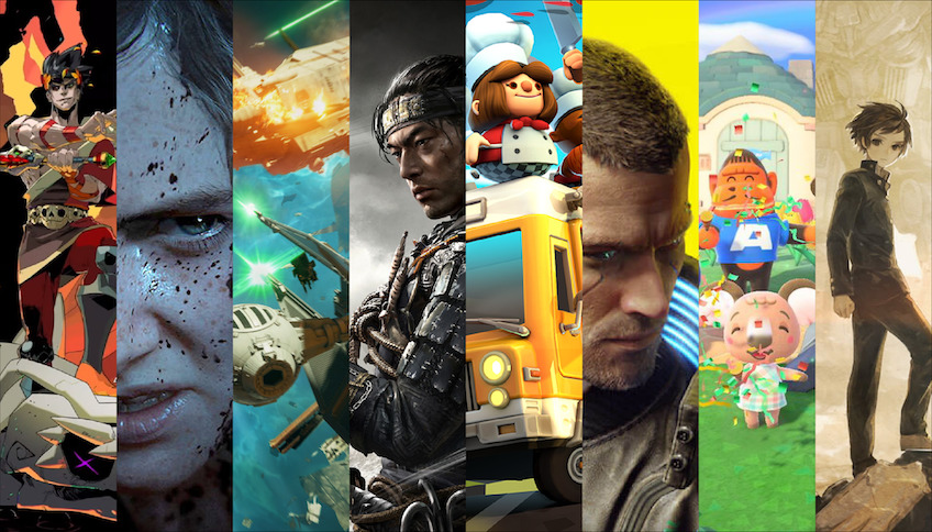 Gnomon Staff Picks: The Best Video Games of 2020