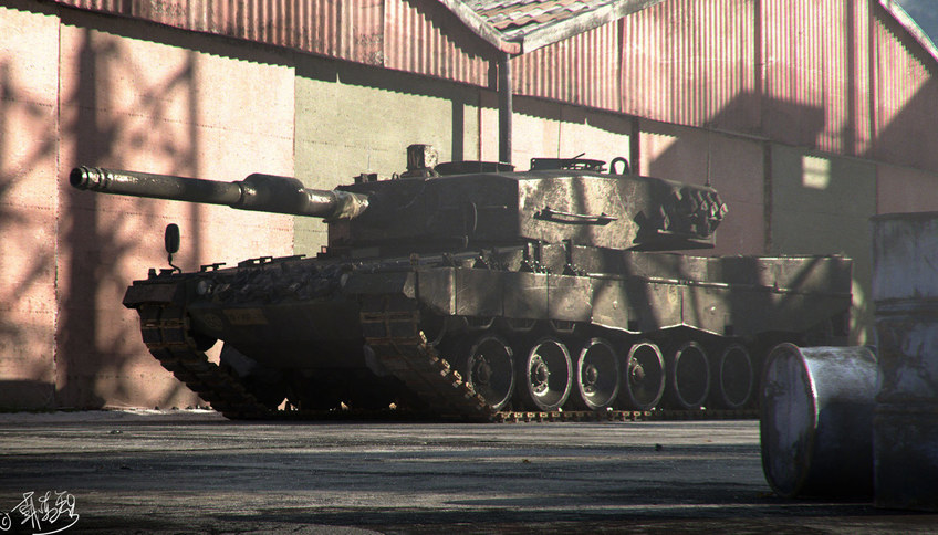 Thumb 1429654303 yingbiao han leopard tank
