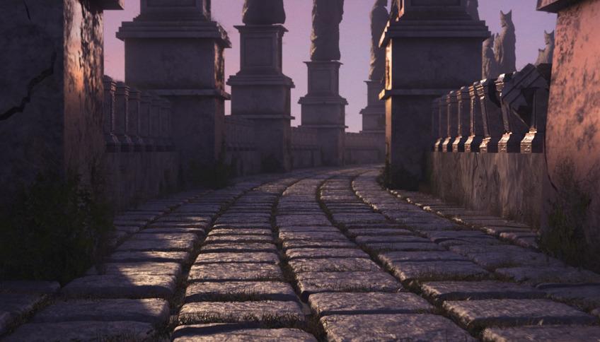 Thumb 1591390462 mariamhamed bridgedestruction inspired by frozen2  demoreel2 thumbnail